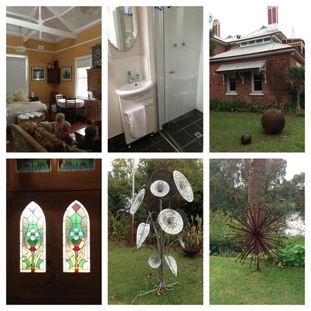 Earlsferry Bed and Breakfast: Billiard room etc