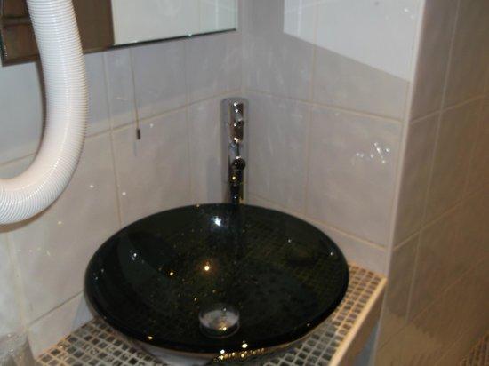 Atelier Saint-Germain : Evier salle de bains