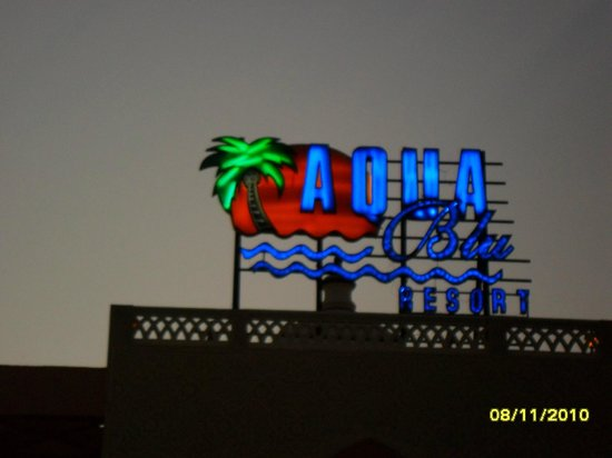 Sea World: Aqua Blue Resort 4*
