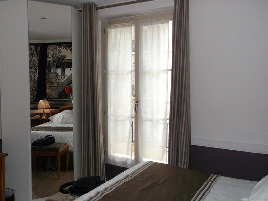 Atelier Saint-Germain : chambre