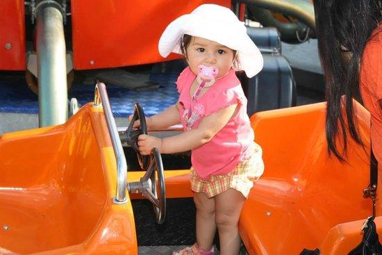 Trimper's Rides and Amusement Park : A fun place for babies