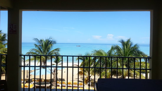 SuperClubs Rooms on the Beach Negril: my view