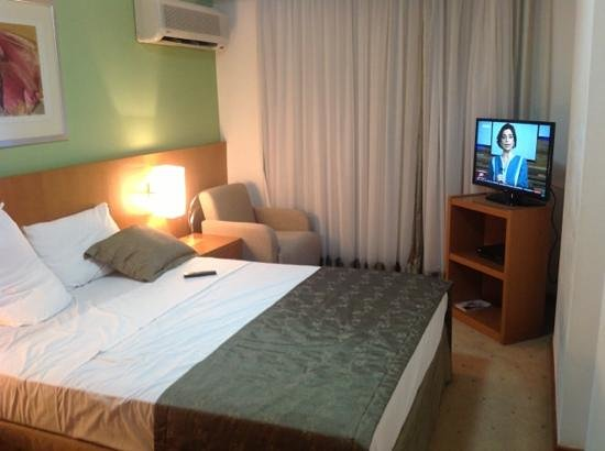 Mercure Apartments Brasilia Lider: quarto da suíte