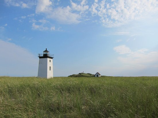 Long Point: View from the end of Longpoint