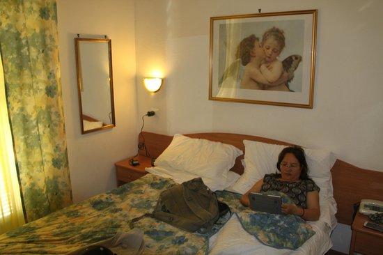 Tirreno Hotel : Tasteful decor