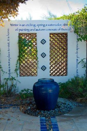 Tohono Chul : Fountain