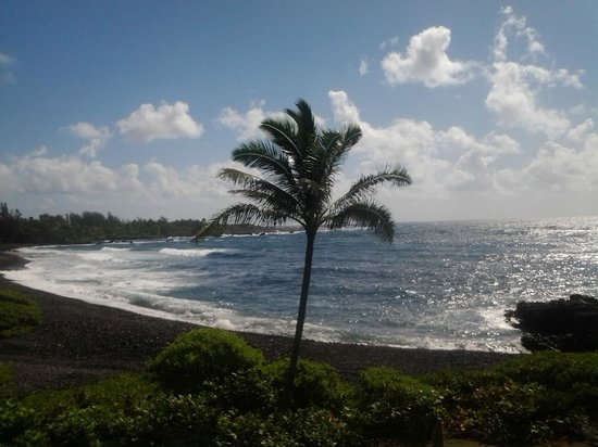 Hana Kai Maui: View from our lanai