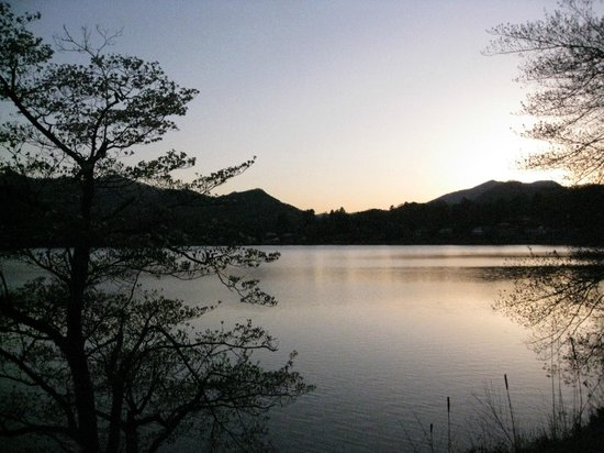 Lake Junaluska Conference and Retreat Center : Beautiful Lake Junaluska