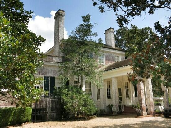 Pebble Hill Plantation: Main house