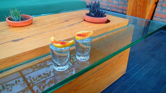 Hotel Downtown Mexico: Rooftop Bar and Pool