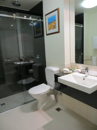 Radisson on Flagstaff Gardens: Bathroom