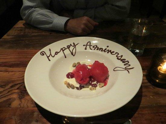 Oenotri: Customized Dessert!!