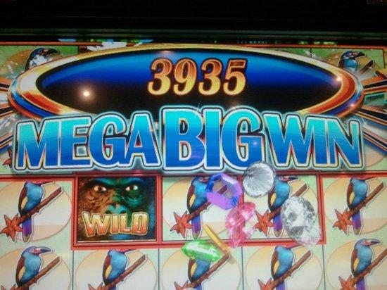 Choctaw casino keno