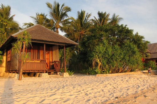 Wakatobi Dive Resort: the villa
