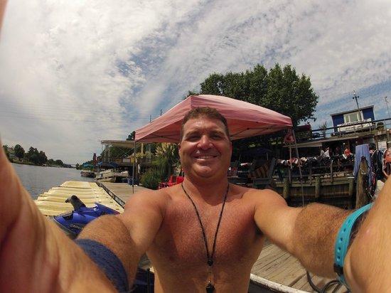 Myrtle Beach Watersports: Shawn... LMAO