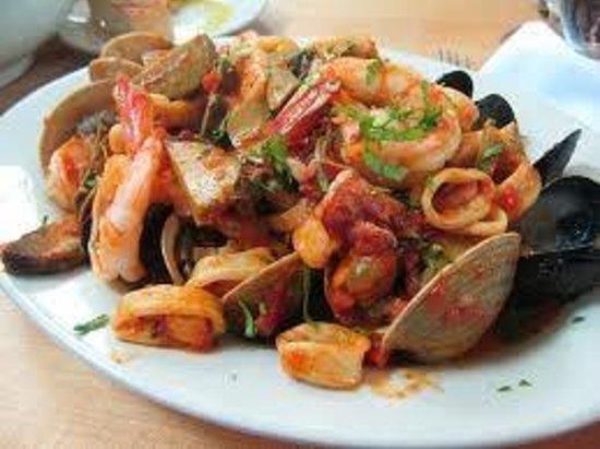 Frank's Ristorante: Zuppa di Pesce