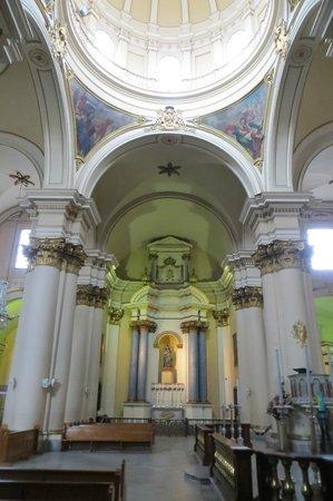 La Catedral Primada: A chapel