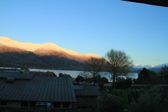 Wanaka Hotel: View from my room