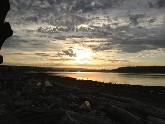 Oak Harbor, WA: Labor Day 2013 - Sunrise