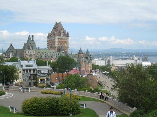 Hotel Acadia: Old Quebec
