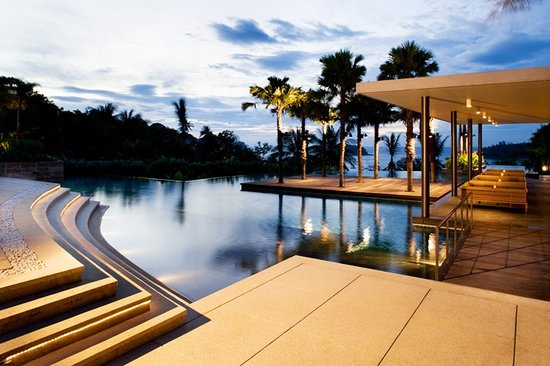 The Heights Phuket : Pool