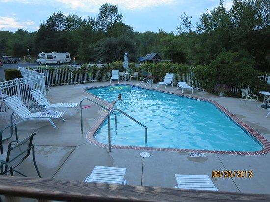 Ephraim Motel: Pool
