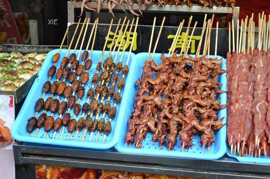 Comida Exotica Picture Of Beijing China Tripadvisor