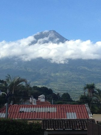 Chez Daniel: Volcan de Agua