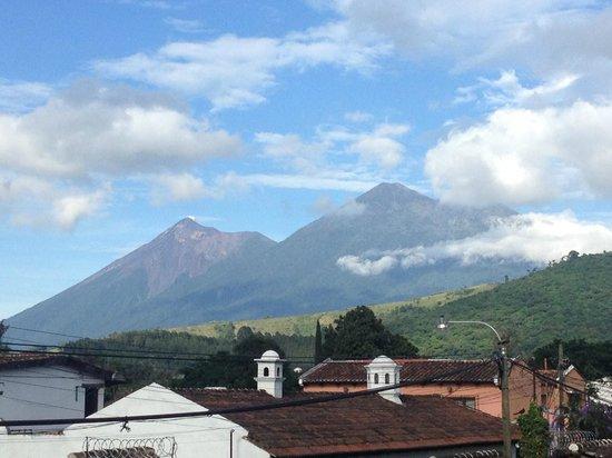 Chez Daniel: 2 more volcanoes