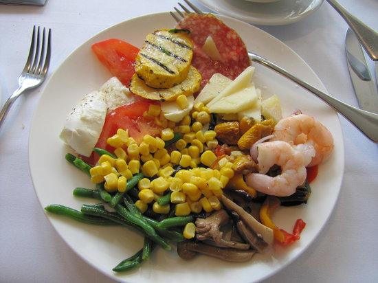 Spasso Italian Bar & Restaurant: Spasso lunch
