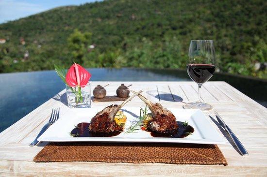Safka Restaurant & Terrace: Lamb