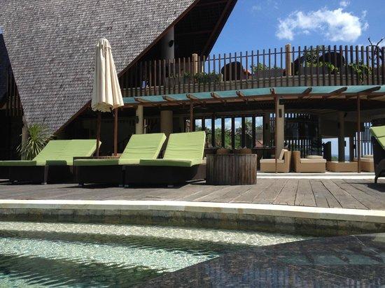Safka Restaurant & Terrace: Pool Deck