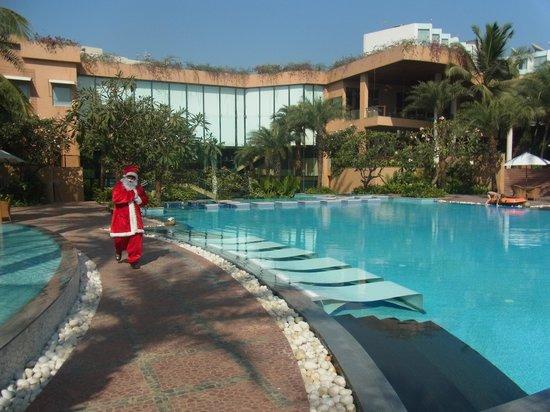 Waterstones Hotel: Christmas Day Santa