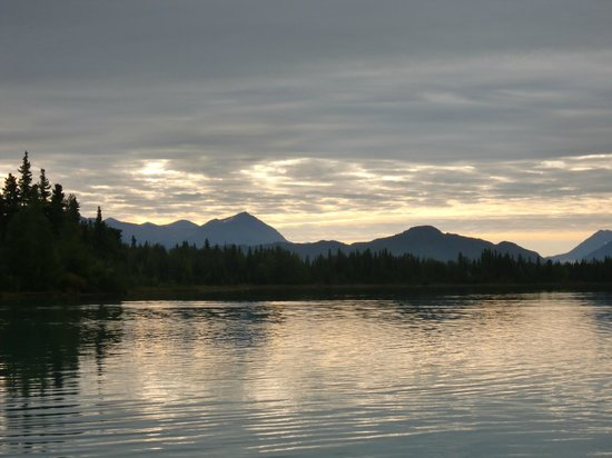 Drifter's Lodge: Beautiful Alaska