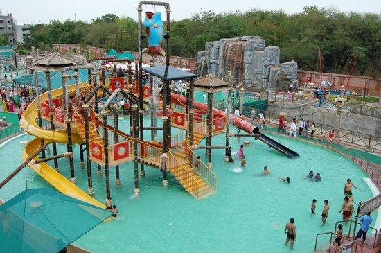 Krazy Castle Aqua Park