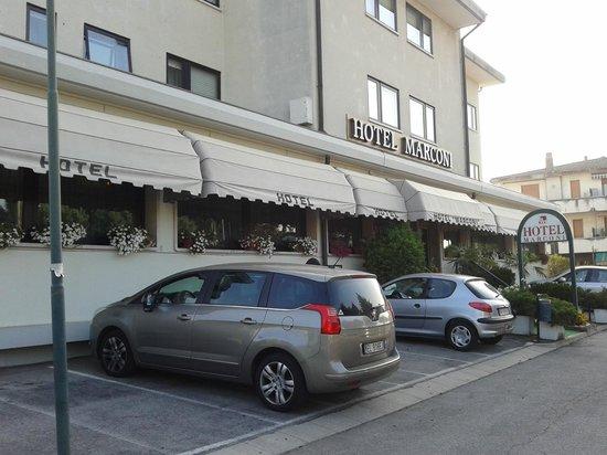 Hotel Marconi : Отель