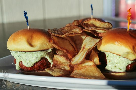Bartini Prime: Meatball Sliders