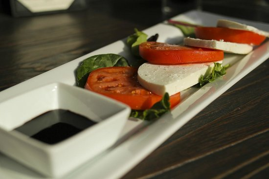 Bartini Prime: Cheese Plate