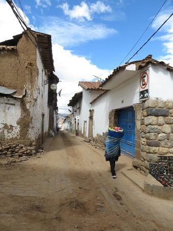 Second Home Cusco : Walking from the hotel to the Plaza de San Blas