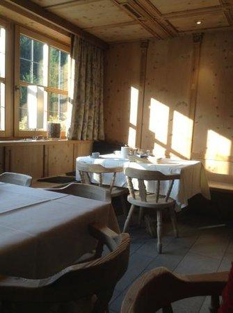 Hotel Edelweiss Gerlos: ontbijt ruimte