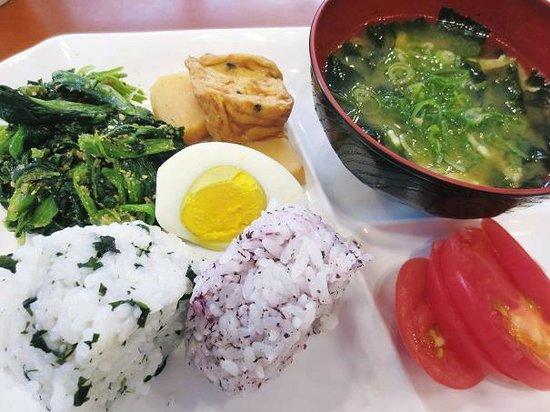 Toyoko Inn Kumamoto Shinshigai: 朝食
