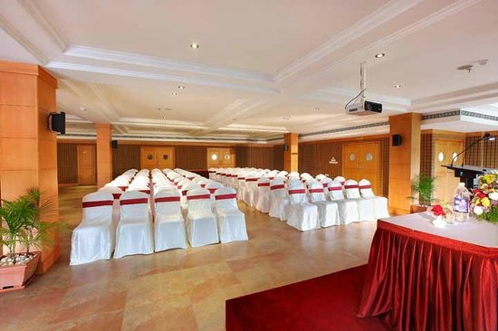 The Classik Fort Hotel: Grant Banquet Room -Dias View