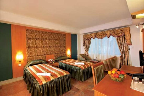 The Classik Fort Hotel: Classik Twin Rooms
