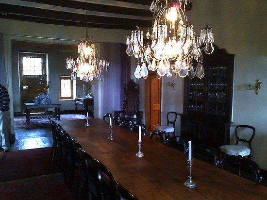 Hawksmoor House at Matjieskuil Farm: Dining room