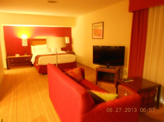 Residence Inn Louisville East : Studio suite