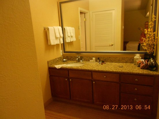 Residence Inn Louisville East : Vanity