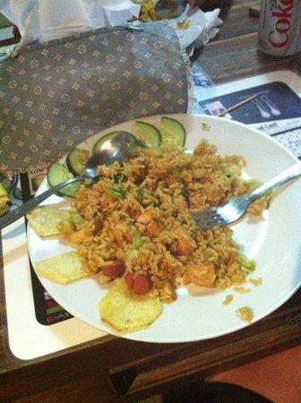Daniel's Coffee Corner: best nasi goreng in bali