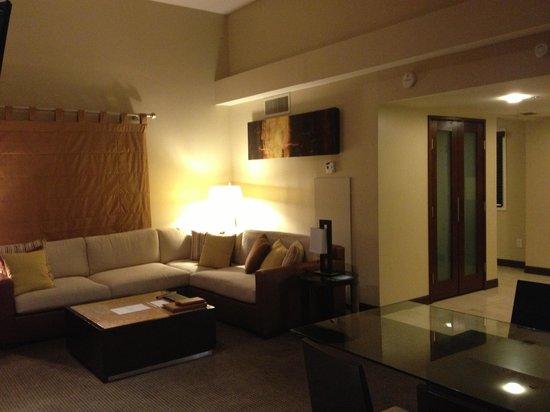 Casita room picture of hyatt regency scottsdale resort for Living room gainey ranch