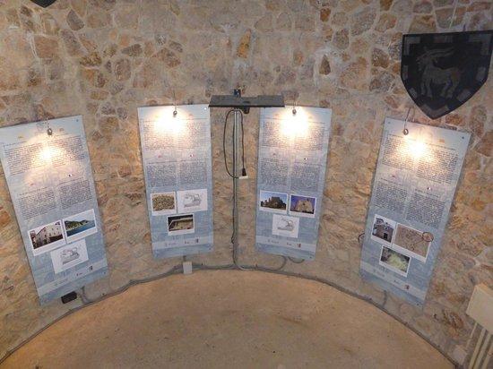 Castell de Sant Joan (Sant Joan Castle) : Keep history