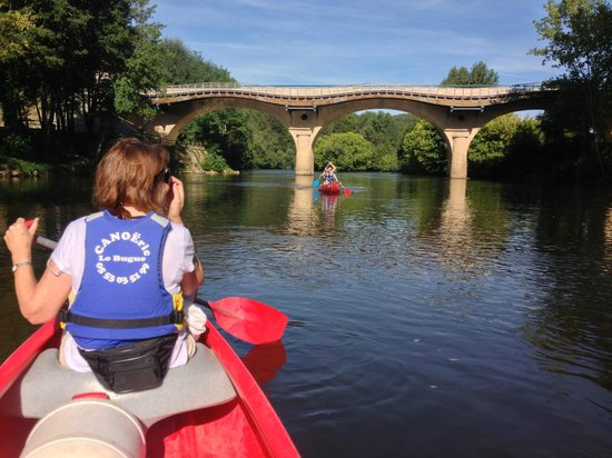 CANOËric : Perfect Paddling  on the Vezere